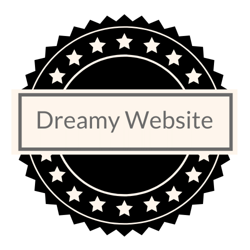 Dreamy Website